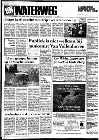 Rotterdamsch Nieuwsblad / Schiedamsche Courant / Rotterdams Dagblad / Waterweg / Algemeen Dagblad 1987-04-29