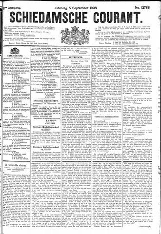 Schiedamsche Courant 1908-09-05