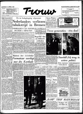 Trouw / De Rotterdammer 1959-04-21