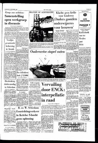Het Vrije volk 1969-11-05