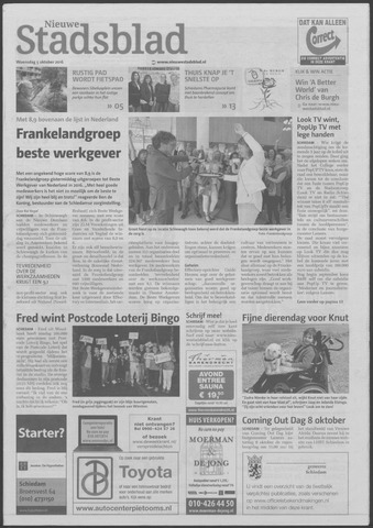 Het Nieuwe Stadsblad 2016-10-05