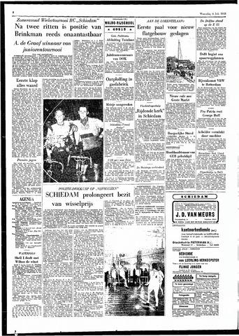 Rotterdamsch Parool / De Schiedammer 1955-07-06