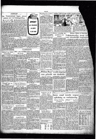 Trouw / De Rotterdammer 1954-09-22