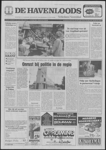 De Havenloods 1993-07-15