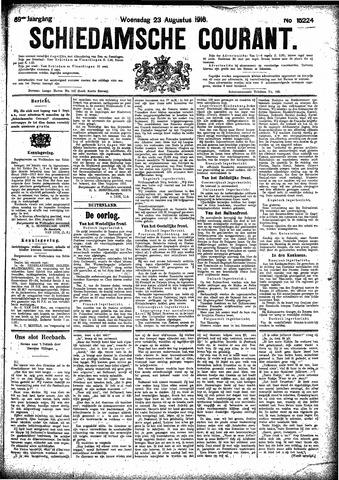 Schiedamsche Courant 1916-08-23