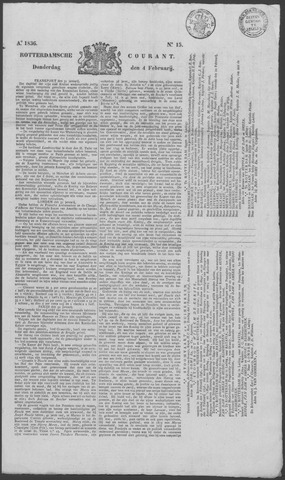 Rotterdamse Courant 1836-02-04