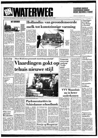 Rotterdamsch Nieuwsblad / Schiedamsche Courant / Rotterdams Dagblad / Waterweg / Algemeen Dagblad 1987-11-24