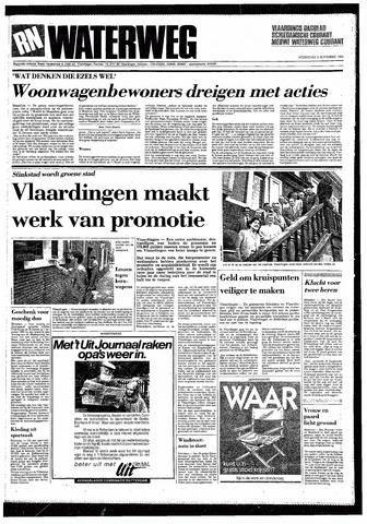 Rotterdamsch Nieuwsblad / Schiedamsche Courant / Rotterdams Dagblad / Waterweg / Algemeen Dagblad 1985-11-06