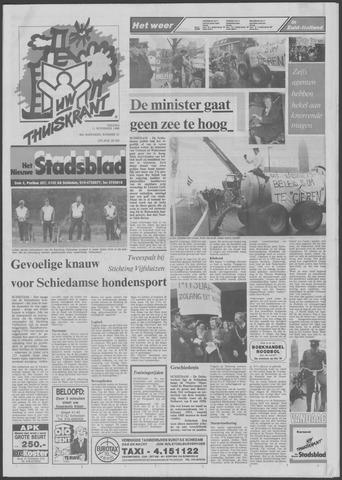 Het Nieuwe Stadsblad 1988-11-11