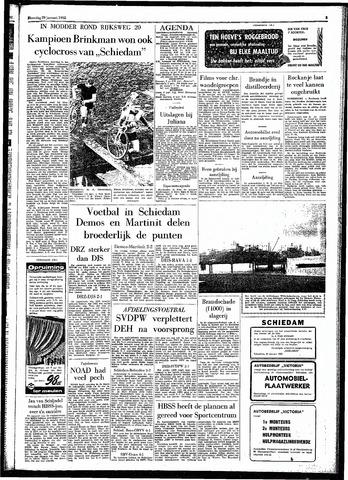 Rotterdamsch Parool / De Schiedammer 1962-01-29