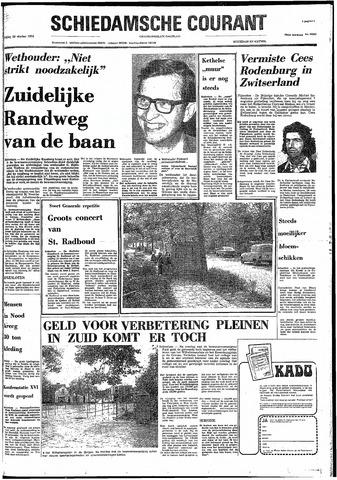 Rotterdamsch Nieuwsblad / Schiedamsche Courant / Rotterdams Dagblad / Waterweg / Algemeen Dagblad 1974-10-18
