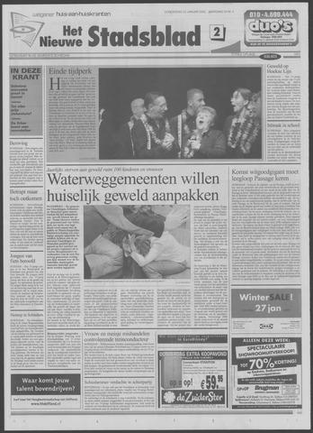 Het Nieuwe Stadsblad 2002-01-24
