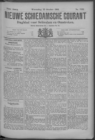 Nieuwe Schiedamsche Courant 1901-10-23