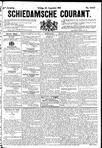Schiedamsche Courant 1912-08-30