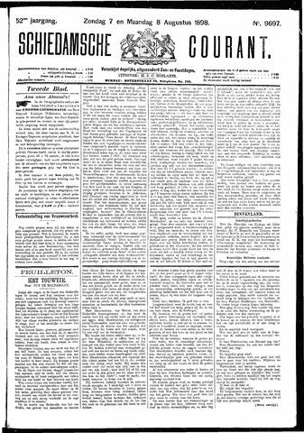 Schiedamsche Courant 1898-08-08