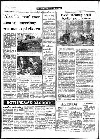 Rotterdamsch Parool / De Schiedammer 1970-08-25
