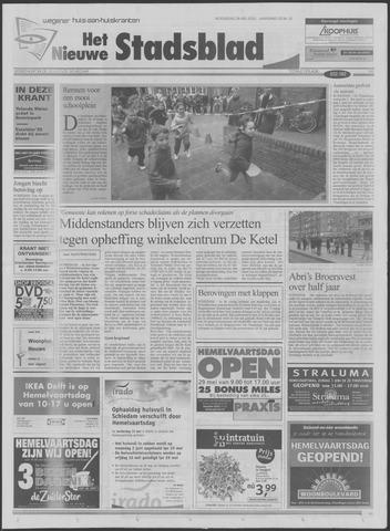 Het Nieuwe Stadsblad 2003-05-28