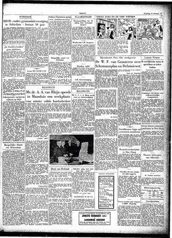 Trouw / De Rotterdammer 1954-01-19