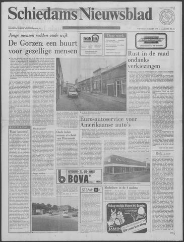 Schiedams Nieuwsblad 1977-03-16