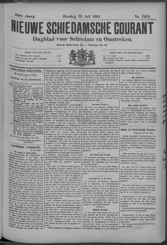 Nieuwe Schiedamsche Courant 1901-07-23