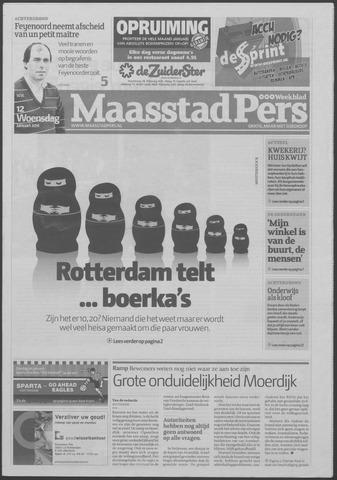 Maaspost / Maasstad / Maasstad Pers 2011-01-12