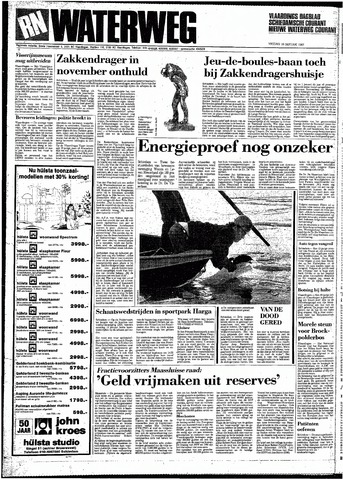 Rotterdamsch Nieuwsblad / Schiedamsche Courant / Rotterdams Dagblad / Waterweg / Algemeen Dagblad 1987-01-16