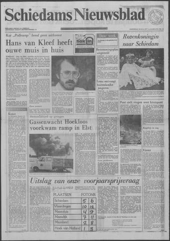 Schiedams Nieuwsblad 1977-07-20
