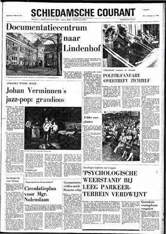 Rotterdamsch Nieuwsblad / Schiedamsche Courant / Rotterdams Dagblad / Waterweg / Algemeen Dagblad 1974-02-11