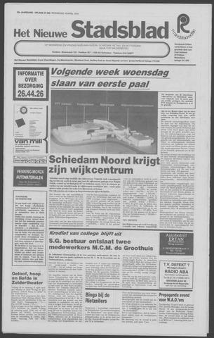 Het Nieuwe Stadsblad 1979-04-18