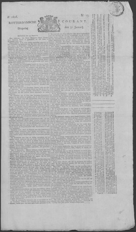 Rotterdamse Courant 1826-01-31