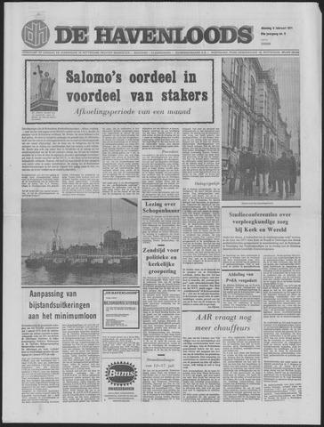 De Havenloods 1971-02-09