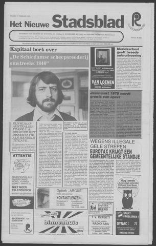 Het Nieuwe Stadsblad 1978-02-17