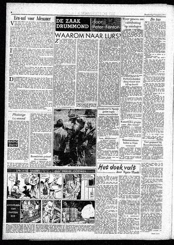 Rotterdamsch Parool / De Schiedammer 1957-08-08