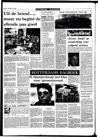 Rotterdamsch Parool / De Schiedammer 1968-03-09