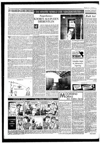Rotterdamsch Parool / De Schiedammer 1957-10-24