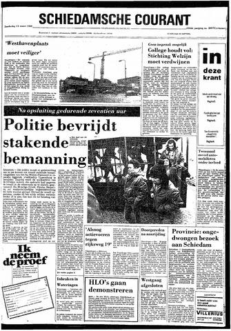 Rotterdamsch Nieuwsblad / Schiedamsche Courant / Rotterdams Dagblad / Waterweg / Algemeen Dagblad 1980-03-13