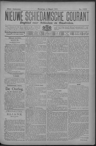 Nieuwe Schiedamsche Courant 1917-03-05