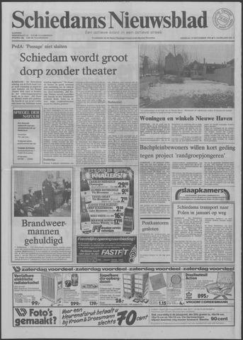 Schiedams Nieuwsblad 1981-12-29