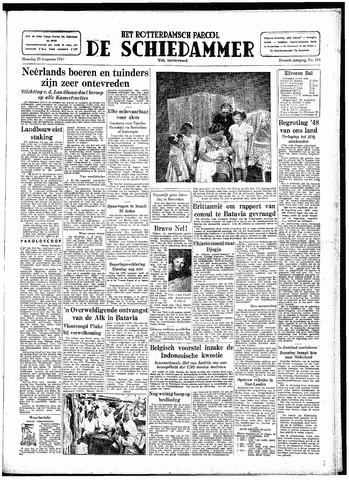 Rotterdamsch Parool / De Schiedammer 1947-08-25