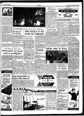 Trouw / De Rotterdammer 1962-08-10