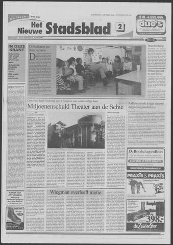 Het Nieuwe Stadsblad 2000-10-05