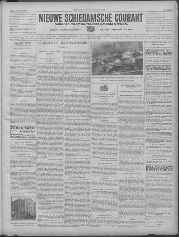 Nieuwe Schiedamsche Courant 1933-11-27