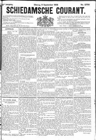 Schiedamsche Courant 1908-09-08