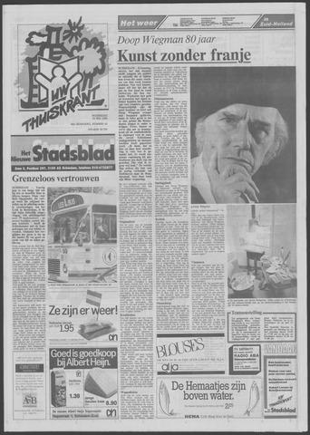 Het Nieuwe Stadsblad 1988-05-25
