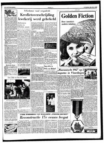 Trouw / De Rotterdammer 1962-07-28
