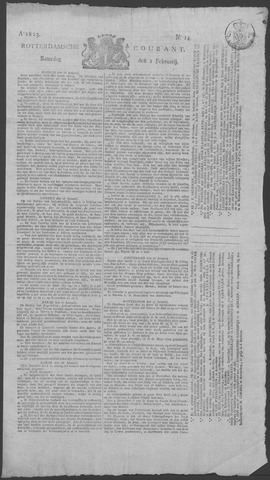 Rotterdamse Courant 1823-02-01