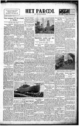 Rotterdamsch Parool / De Schiedammer 1947-01-20