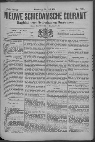 Nieuwe Schiedamsche Courant 1901-07-27