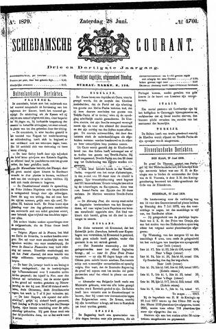 Schiedamsche Courant 1879-06-28
