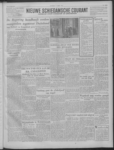 Nieuwe Schiedamsche Courant 1949-04-02